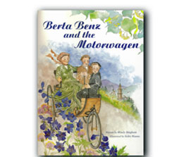 Berta Benz and the Motorwagen